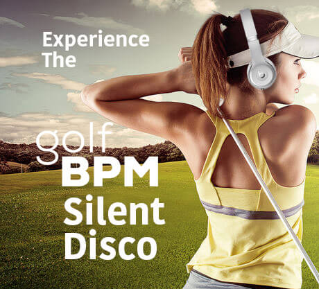 Golf BPM Silent Disco