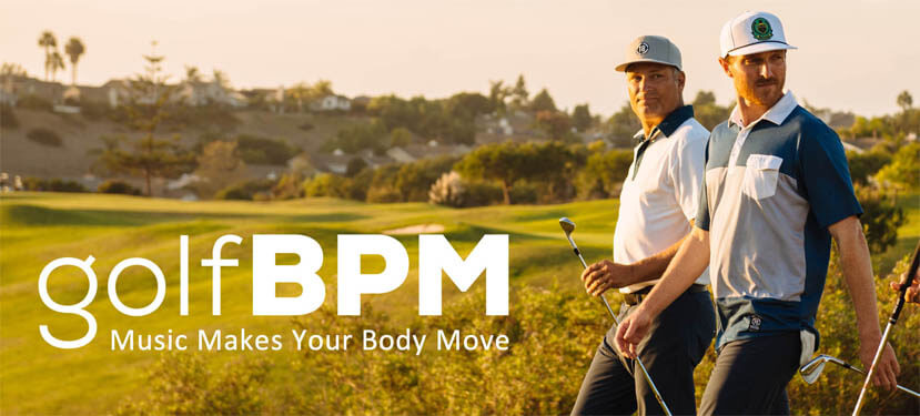 Golf Music App - Golf BPM