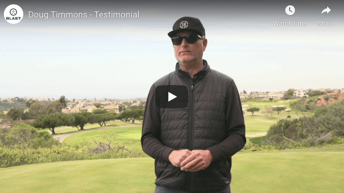 Doug Timmons Golf BPM CEO