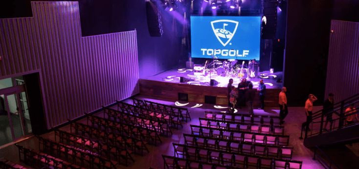 Golf BPM Music and Top Golf