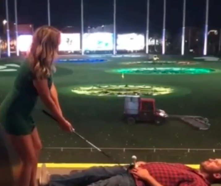 Golf BPM TopGolf Fails