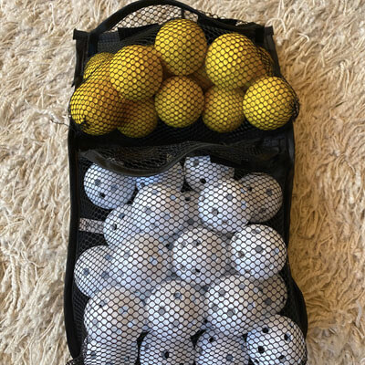 Golf BPM Indoor Practice Balls