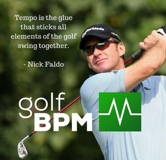 Nick Faldo Tempo Drills