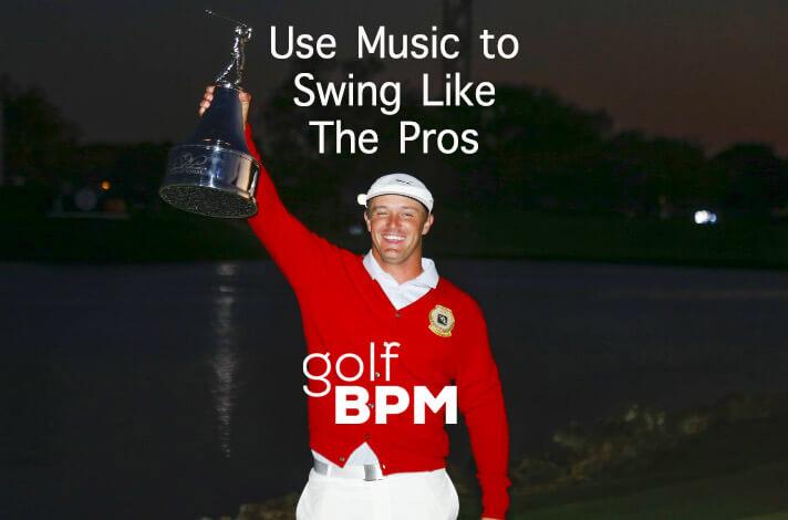 Golf Music - Bryson DeChambeau's swing to music