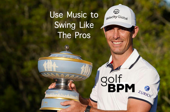 Billy Horschel Putting & Chipping to Music (Golf Music for Perfect Tempo)