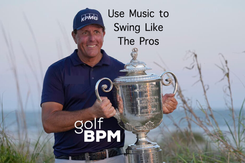 Golf Music Phil Mickelson