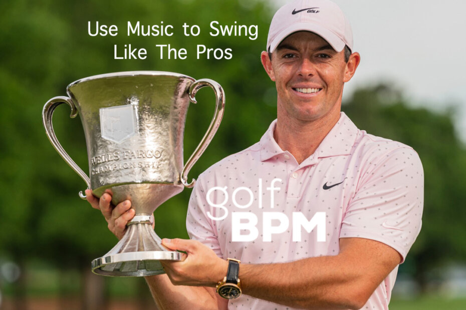 Rory McIlroy Swing to Music