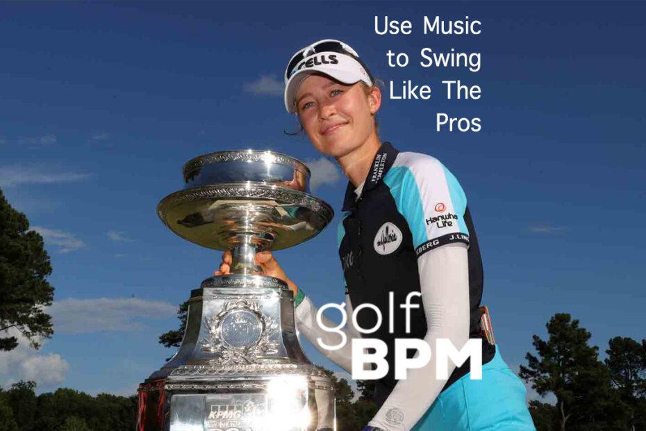 Golf Music Nelly Korda