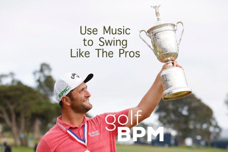 Golf Music Jon Rahm