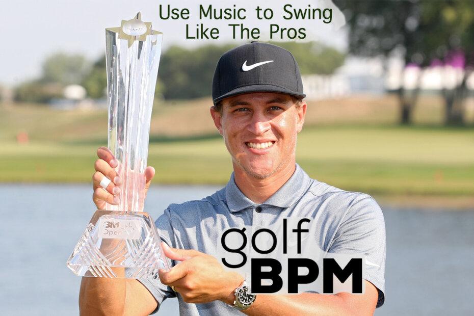 Cameron Champ Golf Music