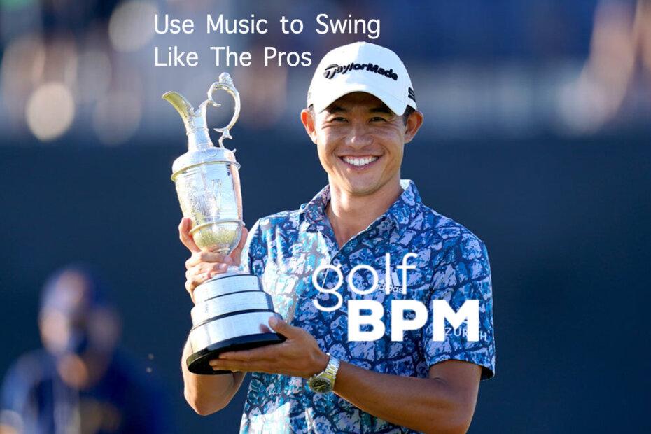 Golf Music Collin Morikawa
