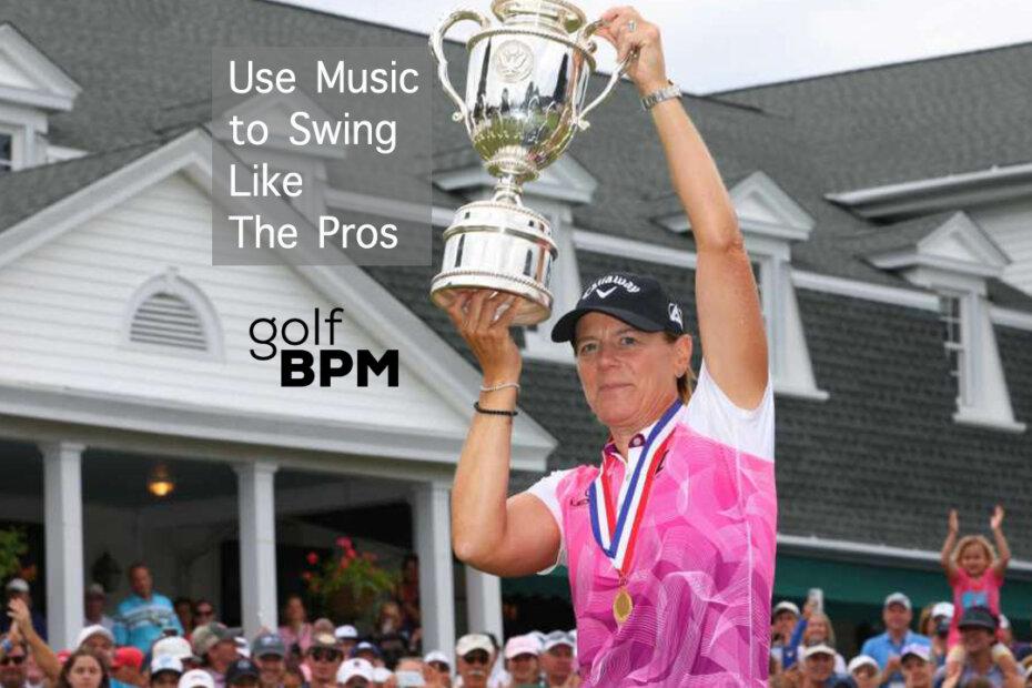 Annika Sorenstam Golf Music